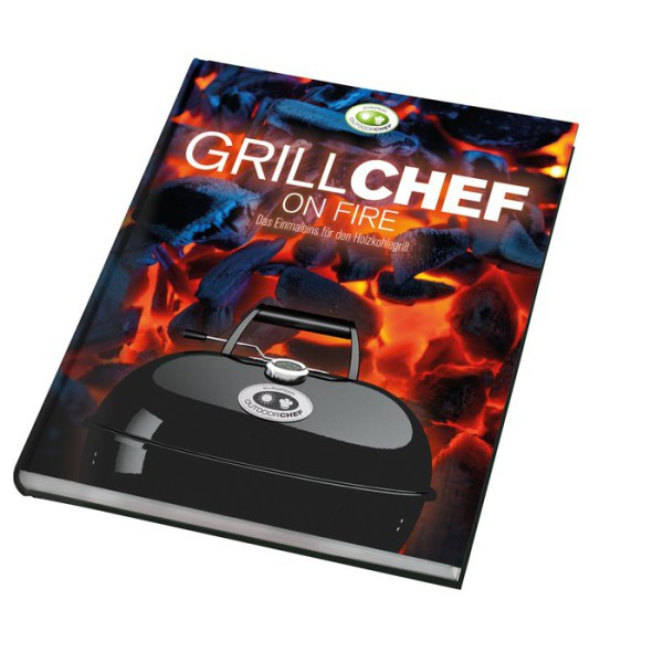 Buch - Grillchef on Fire