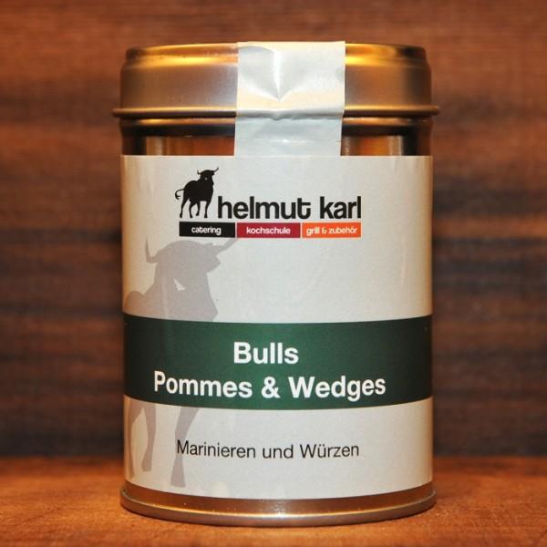 Bulls Pommes & Wedges