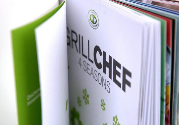 Buch - GRILLCHEF 4 SEASONS