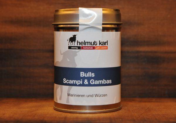 Bulls Scampi & Garnelen