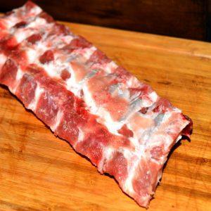 BBQ-Schwein Spareribs